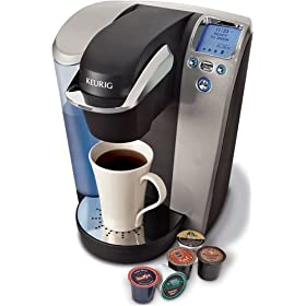 Keurig Elite B70 Platinum Single Cup Coffee Maker