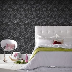 Graham and Brown Jan De Bouvrie Wallpaper - Rose by New A-Brend