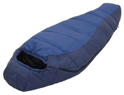 ALPS Mountaineering Blue Springs 20-Degree Sleeping Bag, Long