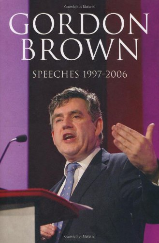 Speeches, 1997-2006