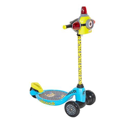 Minions-8004-01CY-3-Wheel-Scooter-5-YellowBlue