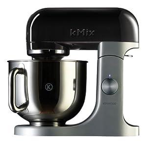Kenwood KMX54 Robot kMix 500 W 5 L 8 Vitesses Inox / Noir