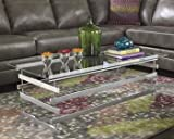 Ashley T299-1 Rectangular Cocktail Table