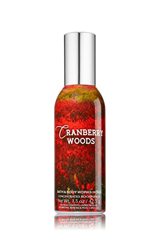 Bath & Body Works Room Spray Cranberry Woods 1.5oz (Cranberry Woods compare prices)