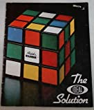 img - for RUBIK'S CUBE the Ideal Solution book / textbook / text book