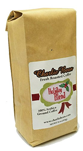 Charlie Bean Coffee Holiday Blend - 1lb Ground