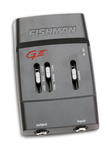 Fishman G-11 Acoustic Instrument Preamp