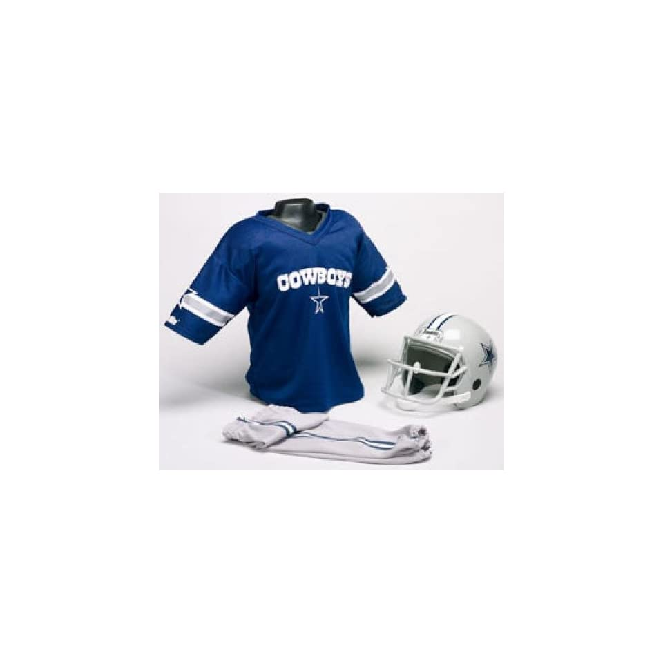 finest selection 5a667 48319 Dallas Cowboys Youth Uniform Set size Medium Kids and Youth ...