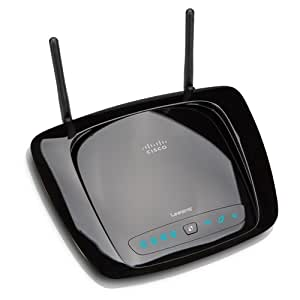 Cisco Linksys WRT160NL-RM WRT160NL Refurbished Wireless-N Router