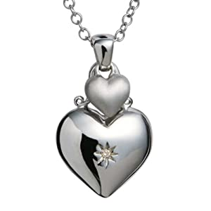 Hot Diamonds Touch Pendant with chain of 45cm