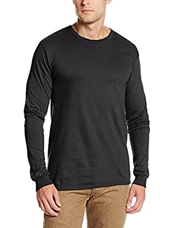 Buy MJ Soffe Mens Pro Weight Long Sleeve Tee by Soffe