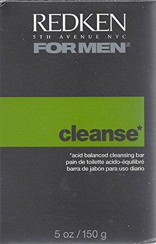 Redken for Men Acid Balanced Cleansing Bar, 5 Ounce (Redken Mens Bar compare prices)