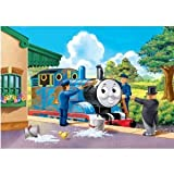 Keeping Thomas Clean - 35 pc. Puzzle