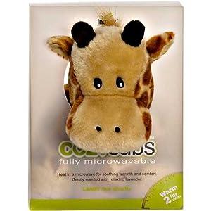 Intelex - Lanky the Microwavable Giraffe, 25cm