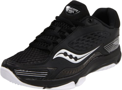 Saucony Men's Progrid Trex Cross Training Sneaker,Black/White,12.5 M US