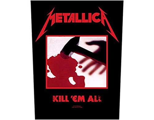 Metallica - Kill 'em All - Grande Toppa/Patch