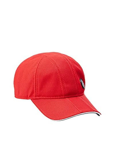 Momodesign Cappellino con Visiera [Rosso]