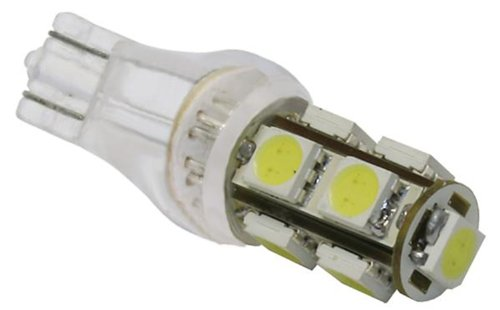 Putco 230921W-360 Led 360-Degree Premium Replacement Bulb -2 Piece