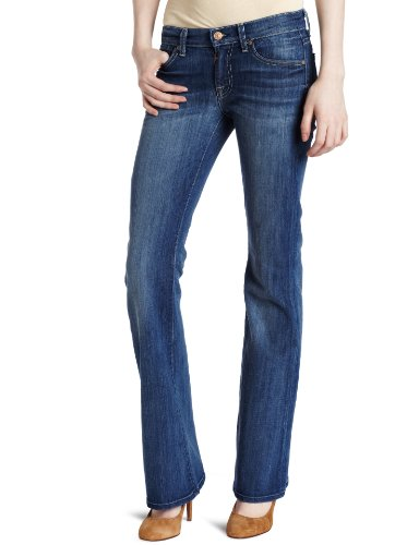 7 For All Mankind Women's Classic Bootcut Jean, Heritage Light, 27