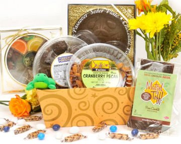Wise Passover Basket