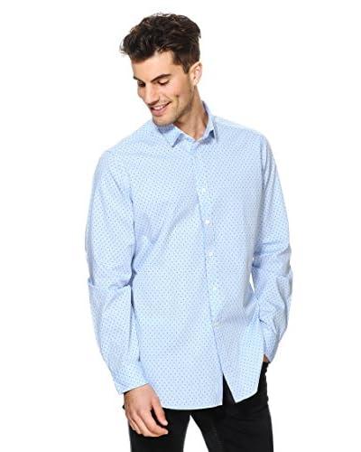Camicia Uomo [Azzurro]