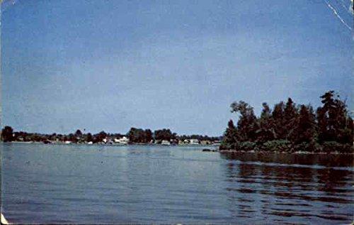 Les Cheneaux Islands in Hessel, Michigan