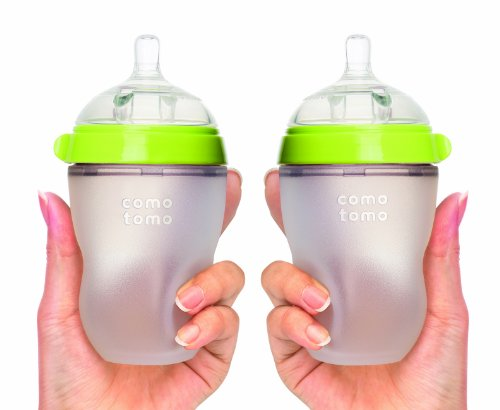 Image result for comotomo baby bottle