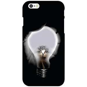 Apple iPhone 6 Back Cover - Fused Bulb Designer Cases