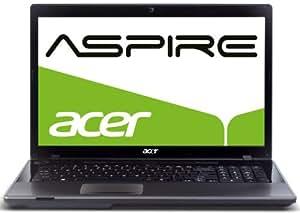Acer Aspire 7750G-2678G87Bnkk 43,9 cm (17,3 Zoll) Notebook (Intel Core i7 2670QM, 2,2GHz, 8GB RAM, 120GB SSD, 750GB HDD, AMD HD 6850-1GB, Blu-ray, Win 7 HP)