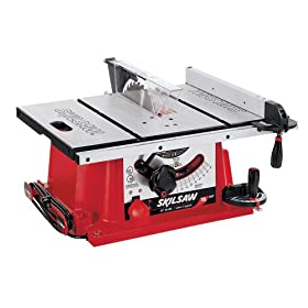 Factory-Reconditioned Skil 3310-01-RT 15 Amp 10-Inch Table Saw