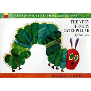 the very hungry caterpillar, loo roll caterpillar, caterpillar craft