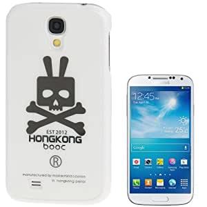 COOTOO Skull Pattern Plastic Case for Samsung Galaxy S4 / i9500
