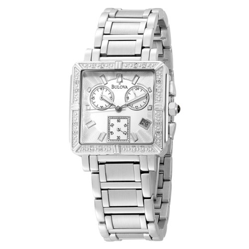 Bulova Women's 96R000 Sport Marine Star Diamond Watch
