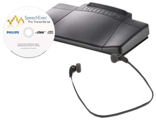 Philips LFH7177 Digital Transcription Kit