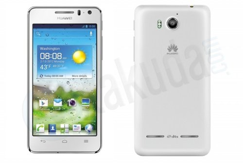 Huawei Honor U8950D Ascend G600 DualCore 12 Photo