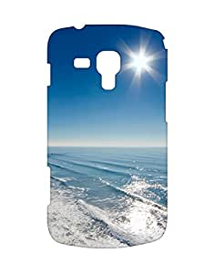 Mobifry Back case cover for Samsung Galaxy S Duos S7562 Mobile (Printed design)