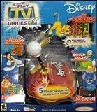 Plug 'N Play Disney Joystick with 5-in-1 TV Games