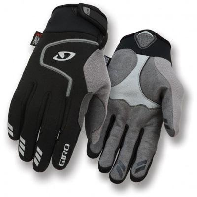 Giro Ambient Cold-Weather Cycling Gloves, Black, X-Large
