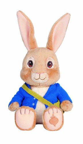 Peter Rabbit Bean Plush