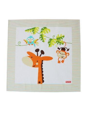 East Coast Nursery Ltd Fisher-Price My Animal Friends Splash Mat front-949646
