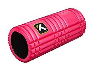 Trigger Point Performance The Grid Revolutionary Foam Roller, Pink