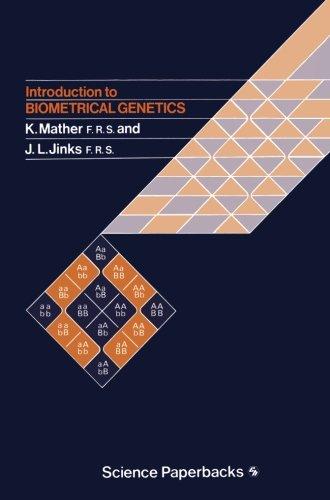Introduction to Biometrical Genetics (Science Paperbacks)