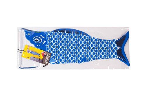 Doiy DYKITLBBL- Koinobori, 1 sac à linge de Voyage, bleu