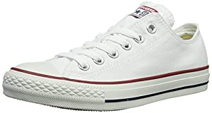 Converse Unisex Chuck Taylor Classic Colors Sneaker - White - 9.5