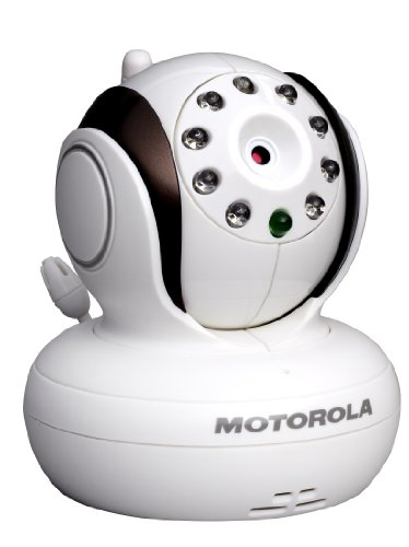 Motorola-Additional-Camera-for-Motorola-MBP33-and-MBP36-Baby-MonitorBrown-with-White