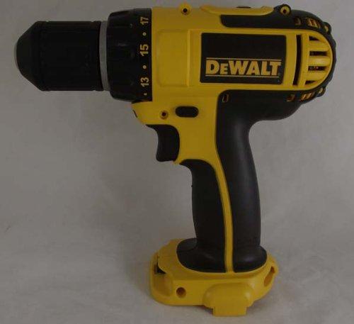 Dewalt 12 Volt Dc742 Compact Led Drill Driver Bare Tool