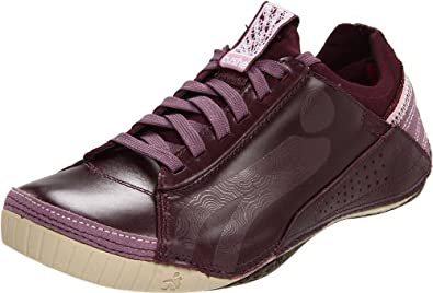 Cushe Women's Boutique Delux Sneaker, Dark Plum, 37 EU/6 M US
