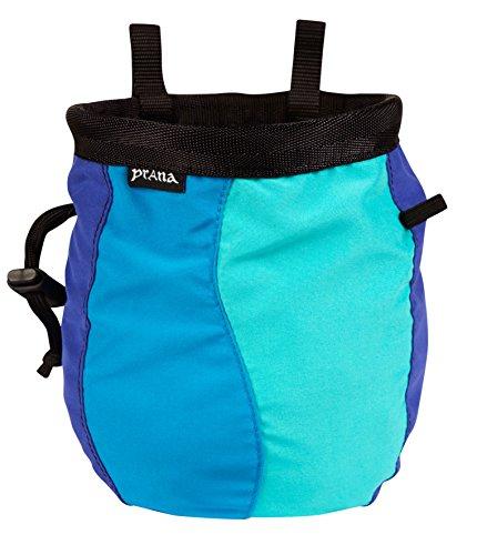 prAna Geo Chalk Bag with Belt, Mystic, One Size