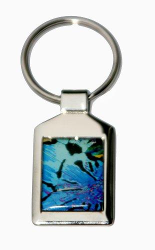 Anatomology 0057 Gamma Endorphin Micrograph Keychain