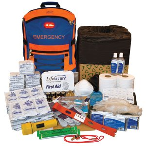 Extreme 5-Person 3-Day Emergency Survival Kit (10500)